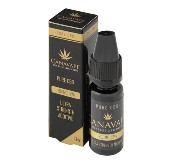 Canavape Pure CBD 12%