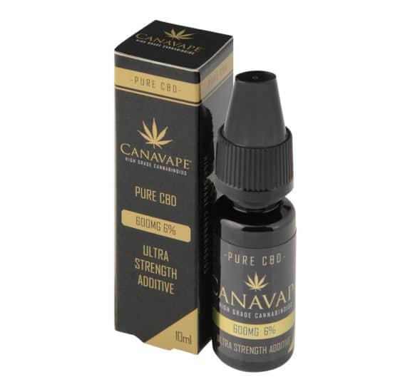 Canavape Pure CBD 6%