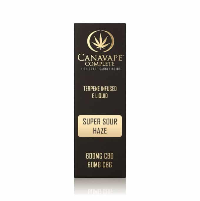 Canavape CBD E-Liquids