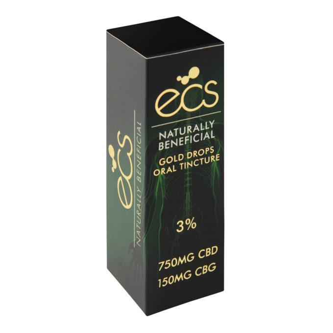 ECS CBD Oils