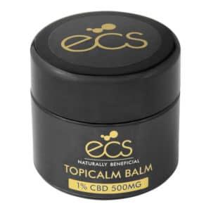 ECS topical CBD balm
