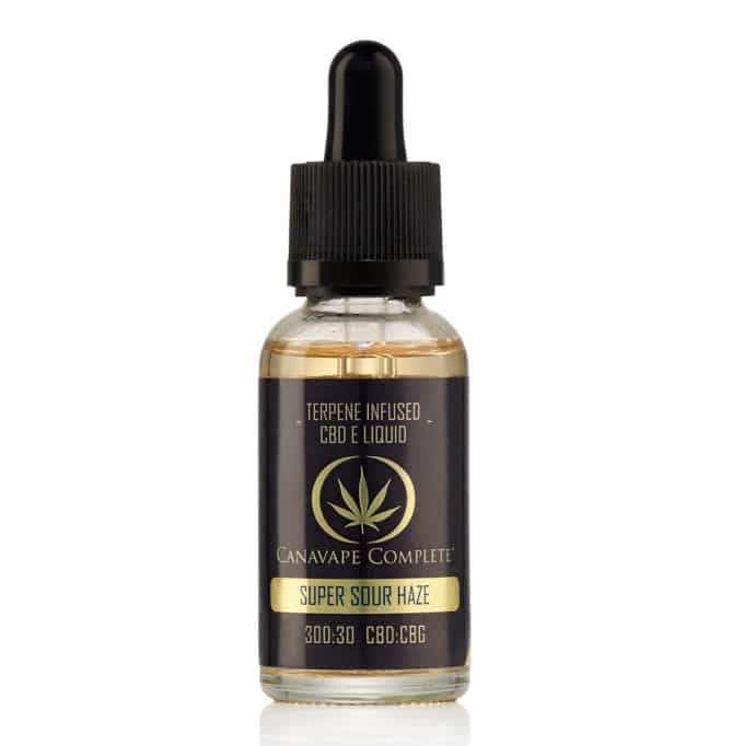 Super Sour Haze 30ml 300mg Bottle