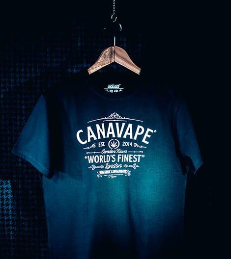 canavape tshirts